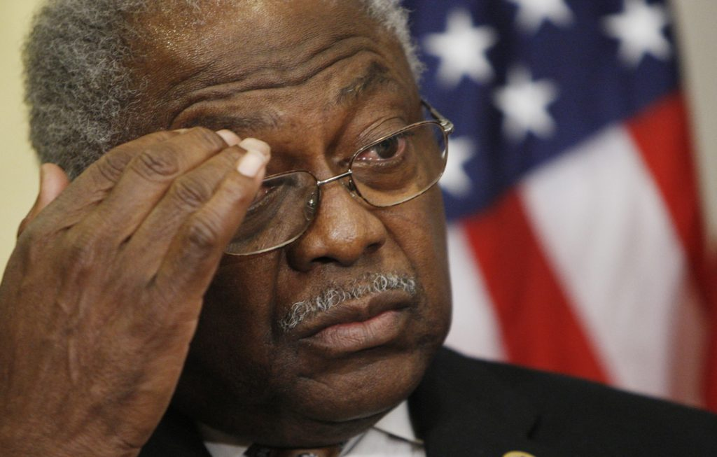 Opinion: Rep. Clyburn Lacks Courage Of Conviction