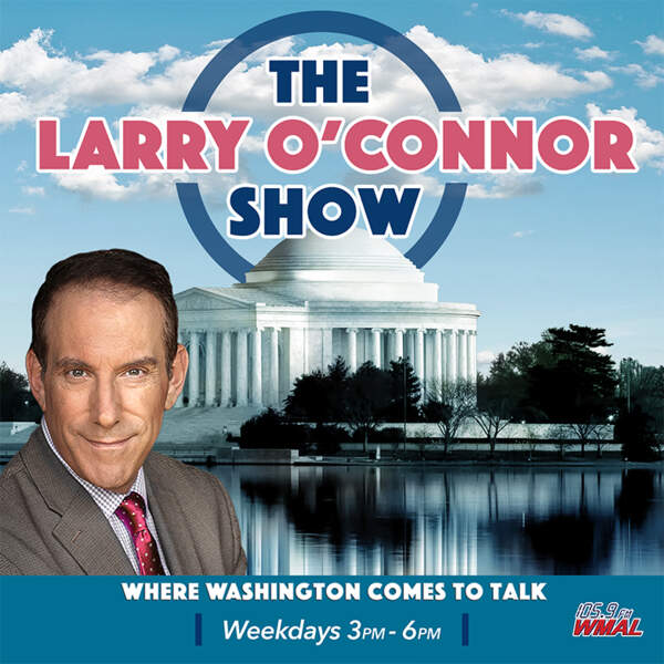 The MoCo Conservative on Talk Radio (WMAL DC- The Larry O'Connor Show)