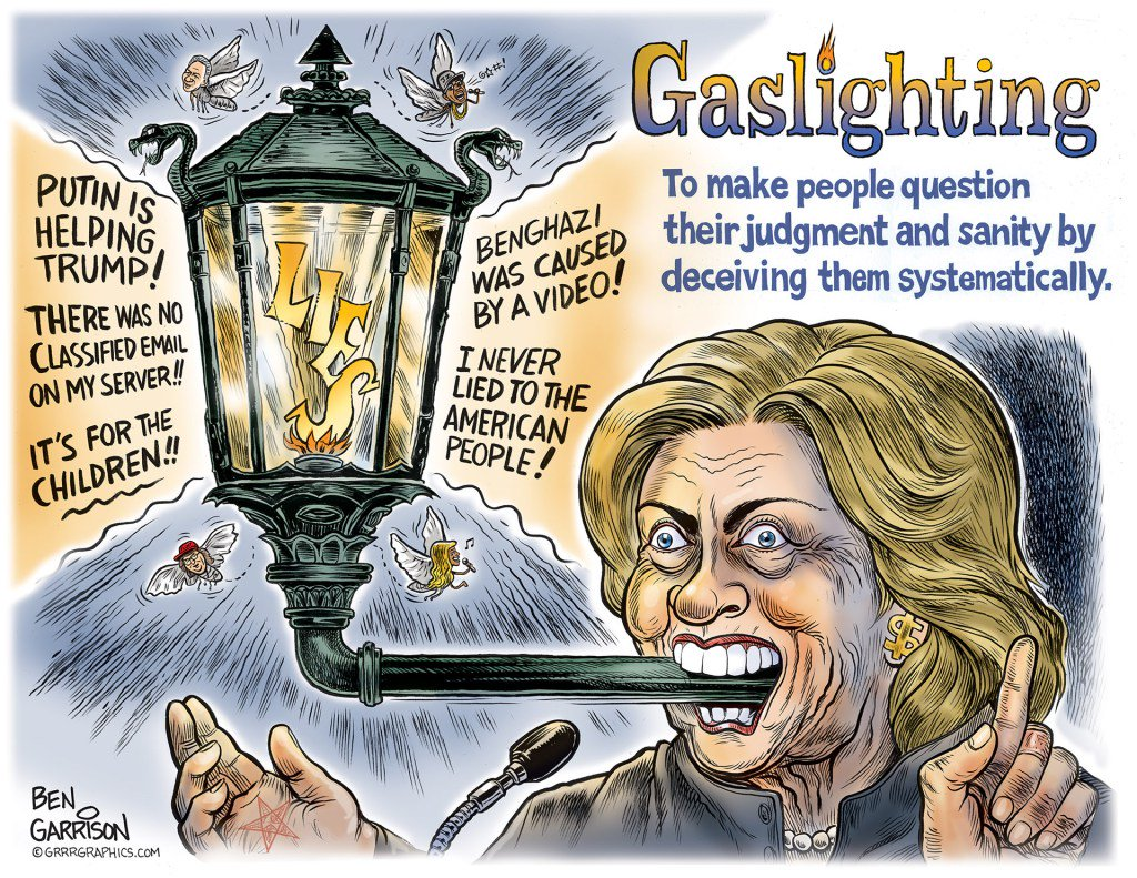 Commentary: A Guide To Understanding Gaslighting