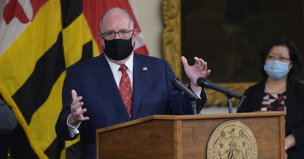 King: What Shell Game is Governor Hogan Playing Now?