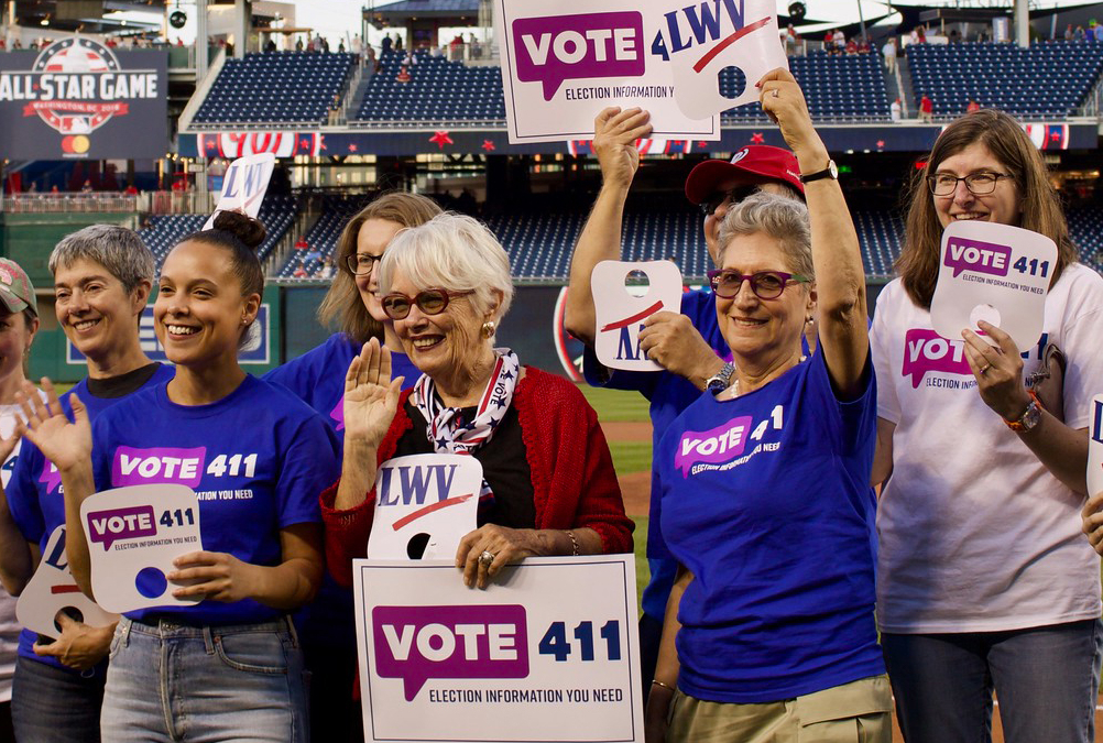 "League Of Women Voters: The ""Little Old Ladies In Tennis Shoes"" Who Want to Steal Elections"
